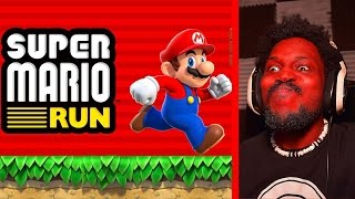THIS GAME IS TICKING ME OFF ALREADY | Super Mario Run Gameplay
