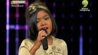 Repeat youtube video Alleeya Idola Kecil 6 ft. Darling Idola Kecil 5 - Infiniti Cinta