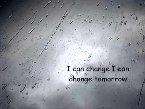 Like A Storm - Change Tomorrow - Lyrics On Screen