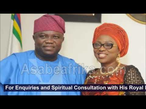 Ambode is under a curse and Sanwo-Olu is ill--Egbeji Oloogun