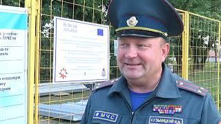 2019-08-16 г. Брест. Строительство Центра безопасности. Новости на Буг-ТВ. #бугтв