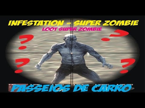 Infestation - Super Zombie (Loot), Carros.