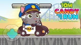 Talking Tom Candy Run - iPhone GamePlay