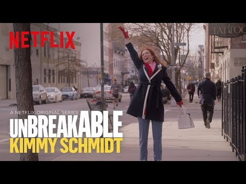 """Unbreakable Kimmy Schmidt"":"