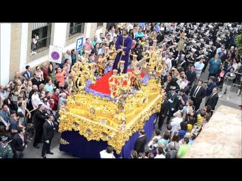 Salida Hdad. de Santa Genoveva - Semana Santa de Sevilla 2014