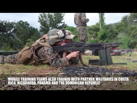 U.S. Marines wrap up six-month deployment to Central America