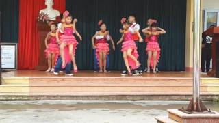 Khiêu vũ: Sway _ Tiểu học Thụy Lôi
