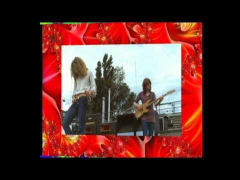 Led Zeppelin 9-14-71 Berkeley, Ca. HD
