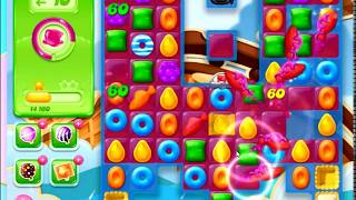 Candy Crush Jelly Saga Level 1130 * NO BOOSTERS