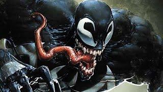 We're Into Venom's Crazy New Origin