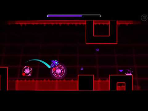 Geometry dash the challenge by robtop vault of secrets for Vault of secrets