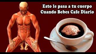 Esto le Pasa A Tu Cuerpo Cuando Tomas Café Todos Los Días, Todos Deberían Saber Esto