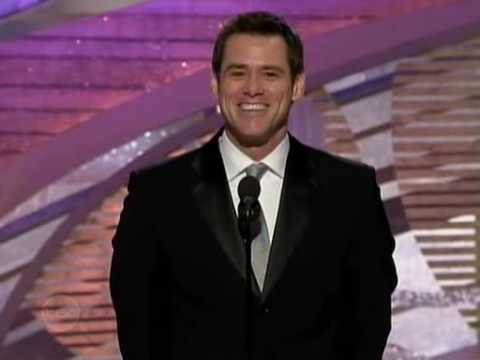 Thumbnail: Jim Carrey in the 62nd annual Golden Globe