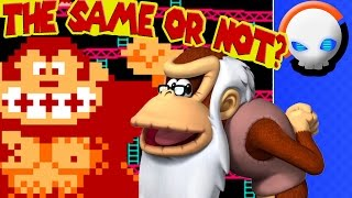 Was Cranky the Original Donkey Kong? | The Kongspiracy | Gnoggin