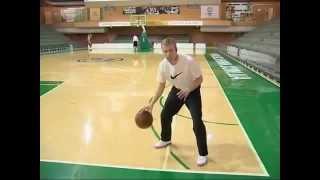 Уроки Баскетбола Дриблинг На Месте