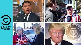 What To Expect At A Trump Rally   The Daily Show With Trevor Noah