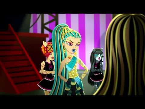 Monster High Monster Mashionals *Full Episode*