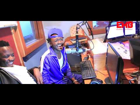 DAVID WONDER '' HOW I MET BAHATI'' - Ndogo Ndogo Media Tour ( One fm Kenya ) Part 2