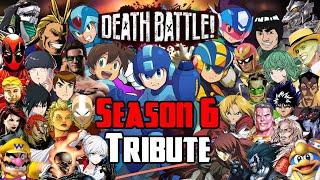 Death Battle Season 6 Tribute - Big Blast Sonic