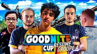 Inoxtag contre les pros ! Goodnite Cup 20 000€ de cashprize - Groupe A