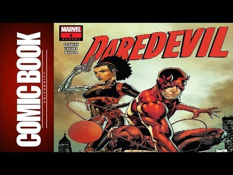 Daredevil Annual #1 | COMIC BOOK UNIVERSITY