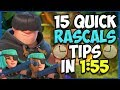 15 QUICK Tips About: Rascals🍬