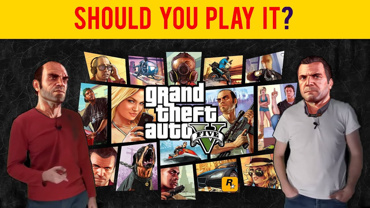 Grand Theft Auto V | REVIEW - Should You Play It in 2020?