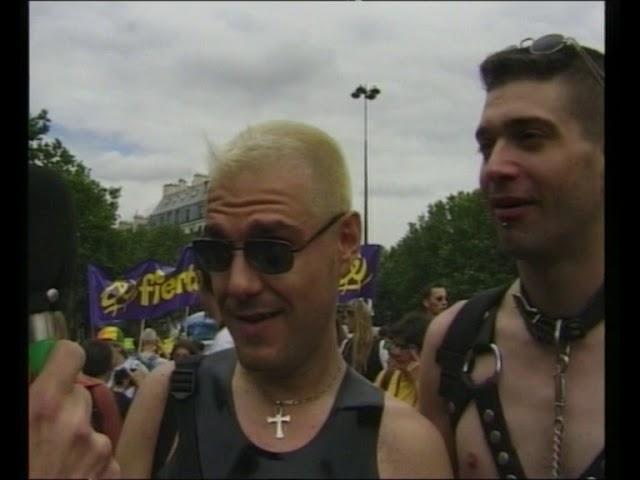 [1997] Gay pride - Télé Bocal