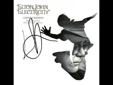 Elton John - Electricity (2005) With Lyrics!
