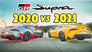 2021 Supra VS 2020 Supra Review - Should You Have Waited?