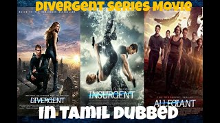Divergent series movie || Tamil Dubbed || Hollywood movie