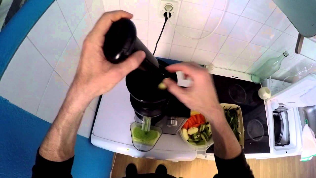 Extracteur De Jus Simeo Youtube