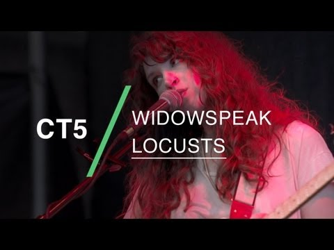 "Widowspeak perform ""Locusts"" at CT5"
