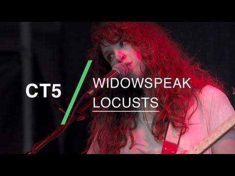 """Widowspeak perform """"Locusts"""" at CT5"""