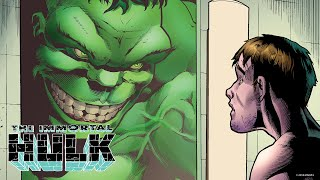 THE IMMORTAL HULK #1! | Behind the Scenes