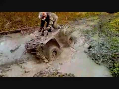 ATV Riding In Russia (KINIK Film #1)