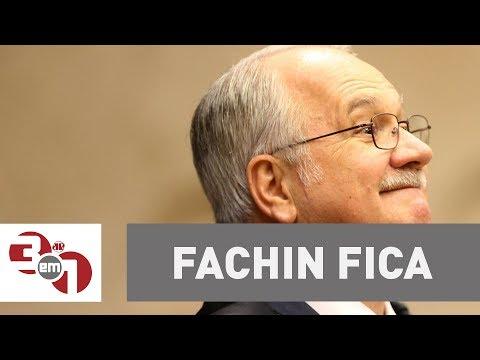 Maioria Do STF Decide Em Manter Fachin Na Relatoria Do Caso JBS