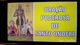 Novena de San Onofre para que no falte el dinero