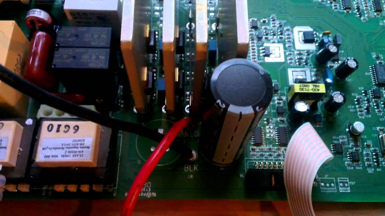 UPS / Sine Wave Inverter Modifications (APC Smart-UPS 1500 UK Version)  (misc)