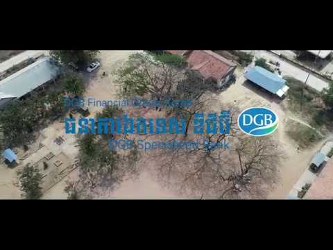 Corporate Social Responsibility of DGB Cambodia