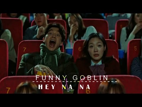 Funny  Mr.Goblin| Merry Christmas everyone!