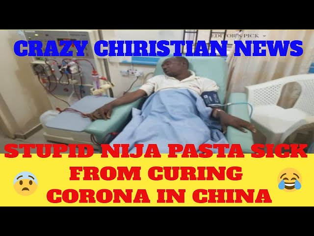 Nija Pasta Goes to China to cure Corona and Gets Sick