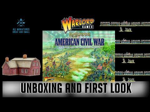 Warlord Games - Epic American Civil War |