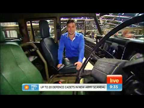 GraysOnline Auctions Ex-military Vehicles