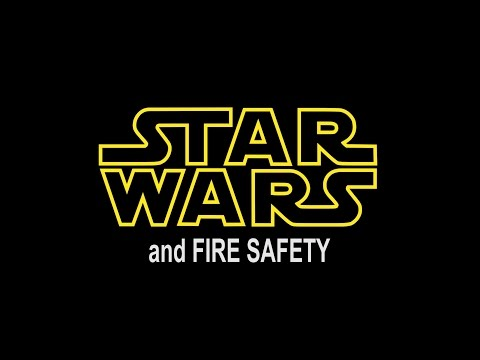Farmington Hills Fire Department: School Assembly Program 2016. STAR WARS and Fire Safety