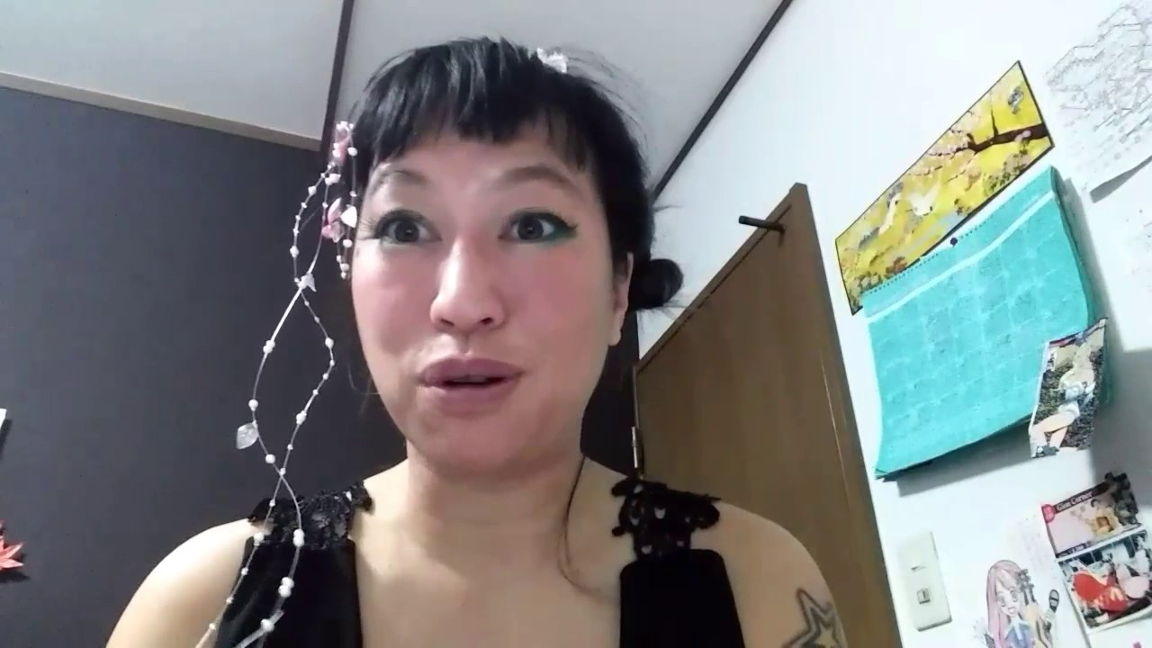 Thegoddess in Tokyo! SEX ENERGIES and Tantric SEX explained