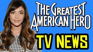 The Greatest American Hero - Hannah Simone Cast in Lead Role!