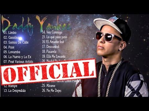 Daddy Yankee Grandes Exitos Mix Musica Romantica 2016