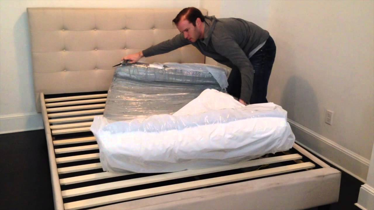 Lull Mattress Unboxing Youtube