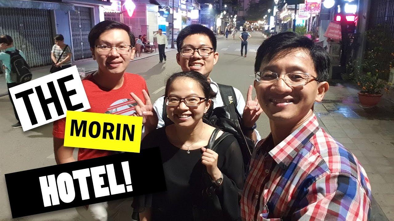 LOC # 1: Trải nghiệm ở Khách sạn Sài Gòn Morin Huế 2018  – BS. Nguyễn Như Quân
